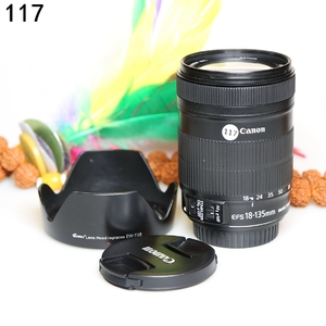 佳能 EF-S 18-135mm f/3.5-5.6 IS 单反入门镜头 117
