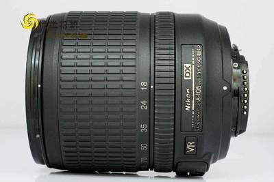 【标准变焦镜头】尼康18-105/3.5-5.6G ED VR DX(NO:9818)