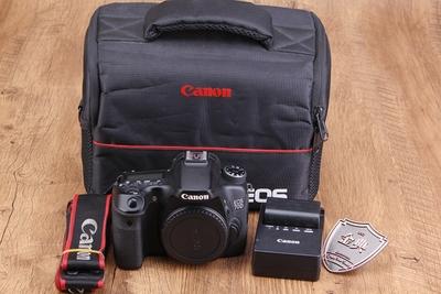 93新二手 Canon佳能 70D 单机 中端单反相机 753951