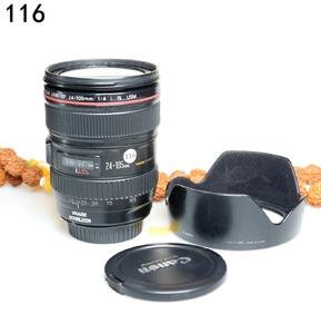 佳能 EF 24-105mm f/4L IS USM 经典红圈镜头 编码116