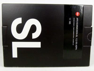 华瑞摄影器材-徕卡SL APO 50/2 ASPH