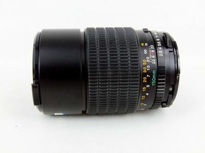 华瑞摄影器材-玛米亚645用150/2.8人像镜头