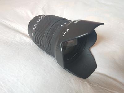 适马 18-250mm f/3.5-6.3 DC Macro OS HSM