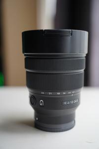 索尼 FE 12-24mm F4 G