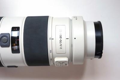 索尼 70-200mm f/2.8 G(SAL70200G)