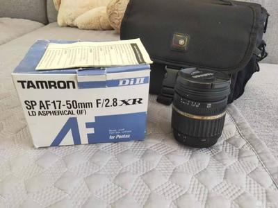 腾龙 SP AF17-50mm F/2.8 XR Di II (A16)宾得口