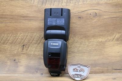 95新二手Canon佳能 600EX-RT 一代机顶闪光灯 105035