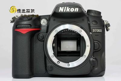【中端单反数码相机】尼康D7000机身(NO:9428)