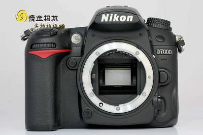 【中端单反数码相机】尼康D7000机身(NO:7736)