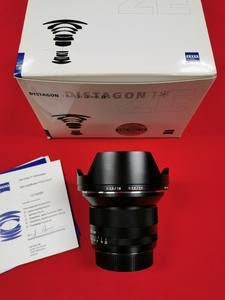 卡尔·蔡司 Carl Zeiss Distagon T* 18mm f/3.5 ZE
