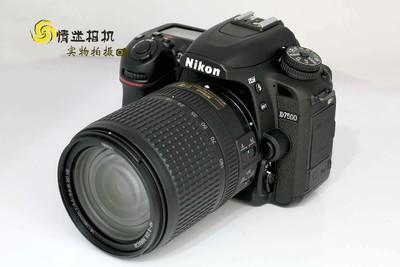【中端单反数码相机】尼康D7500+18-140套机(NO:1361 9858)