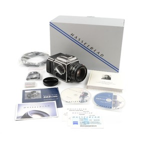 全新收藏 哈苏 Hasselblad 503CWD 百年纪念 数码套机 500/500