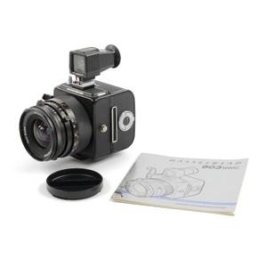 哈苏 Hasselblad 903SWC 黑色 标钢 带取景器 A12