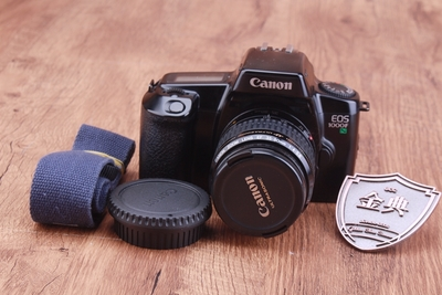 93新二手佳能 EOS1000FN套35-80镜头老式胶片相机 729377 603824
