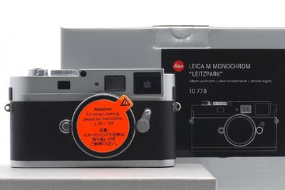 (全新CCD) 徕卡 Leica Monochrom 黑白机 Leitz Park Edition