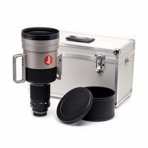 徕卡 Leica R 400/2.8 APO 定焦牛头!带箱子!
