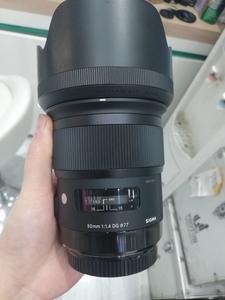 出一支绝对新的适马 50mm f/1.4 DG HSM(A)