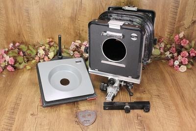 85新雅佳 Arca-Swiss Discovery 4x5 大画幅相机单轨座机 无号