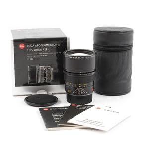 徕卡 Leica M 90/2 APO ASPH 双A镜头 带包装