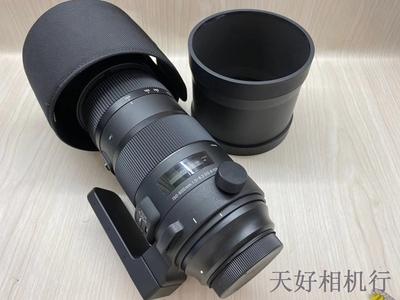《天津天好》相机行 99新 适马150-600/5-6.3 DG OS C版 佳能口