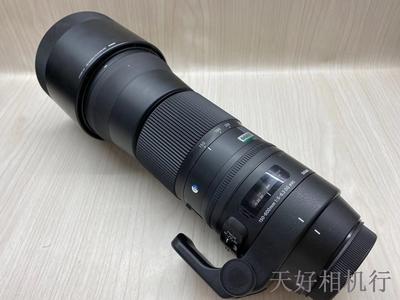 《天津天好》相机行 99新 适马150-600/5-6.3 DG OS C版佳能口