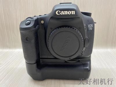 《天津天好》相机行 95新 佳能7D 送手柄