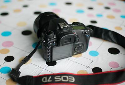 佳能 7D+15 85镜头套机