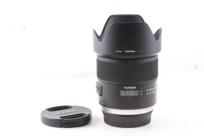 98/腾龙 SP 35mmF1.8Di VC USD ( 带遮光罩 ) 佳能口
