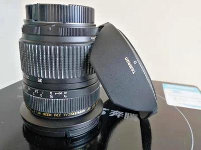腾龙 SP AF17-35mm f/2.8-4 Di LD Asp[IF](A05)尼康卡口