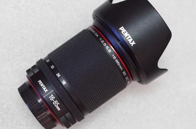 宾得 HD PENTAX-DA 16-85mm f/3.5-5.6 ED DC WR