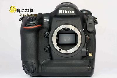 【全画幅专业数码相机】尼康D4机身(NO:9075)