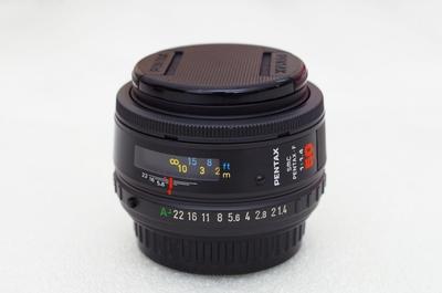宾得 F 50mm f/1.4镜头