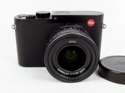 华瑞摄影器材-包装齐全的徕卡 Q