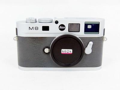 华瑞摄影器材-徕卡 M8最早期版本