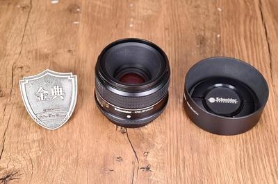 95新二手Schneider施耐德 80/2.8 LS定焦镜头 004516