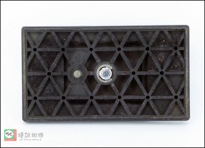 三脚架云台快装板 8.4cmX4.8cm