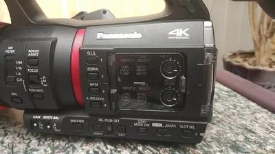 出AG-CX200MC摄像机