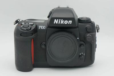 尼康F100 极美品收藏好成色