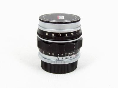 华瑞摄影器材-富士龙FUJILON  50/2 徕卡L39口