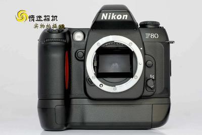 【经典胶片机】Nikon 尼康F80胶片机(NO:3566)*