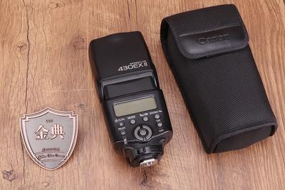 95新二手 Canon佳能 430EX II 闪光灯 二代机顶闪光灯314003