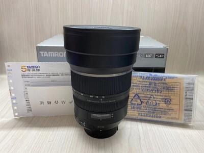 《天津天好》相机行 99新 行货带包装 腾龙15-30/2.8 Di VC尼康口