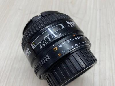 《天津天好》相机行 97新 尼康AF 35/2D 镜头