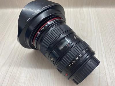 《天津天好》相机行 97新 佳能EF 17-40/4L USM镜头
