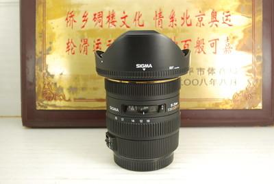 99新 佳能口 适马 10-20 F3.5 HSM 超广角 单反镜头 非全幅用