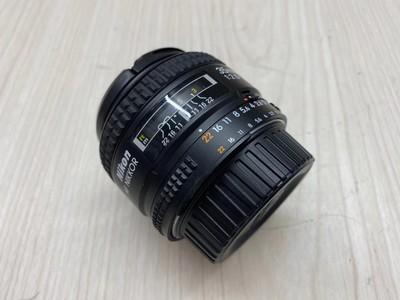 《天津天好》相机行 98新 尼康AF 35/2D 镜头