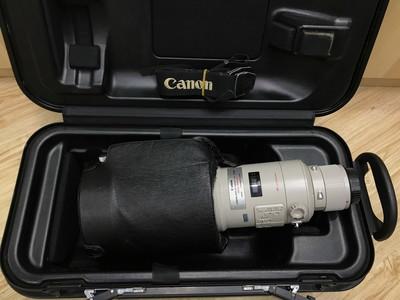 Canon/佳能 EF 500mm F4 L IS 540大炮 一代防抖远摄定焦镜头