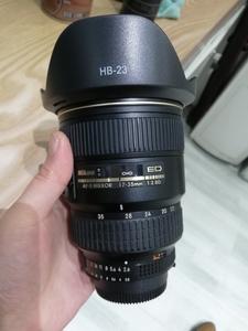 出一支成不错的尼康 AF-S 17-35mm f/2.8D IF-ED(金广角)