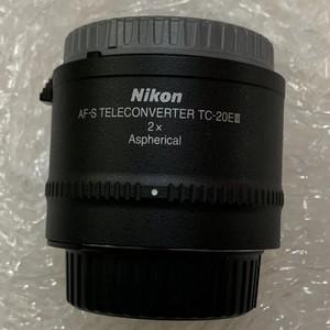 尼康 AF-S TC-20E III 2X 增距镜