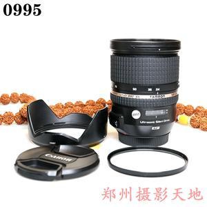腾龙 SP 24-70mm f/2.8 Di VC USD佳能口单反镜头 0995